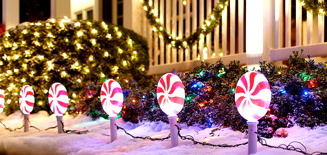 Diy Outdoor Christmas Decorations Christmas Decorations