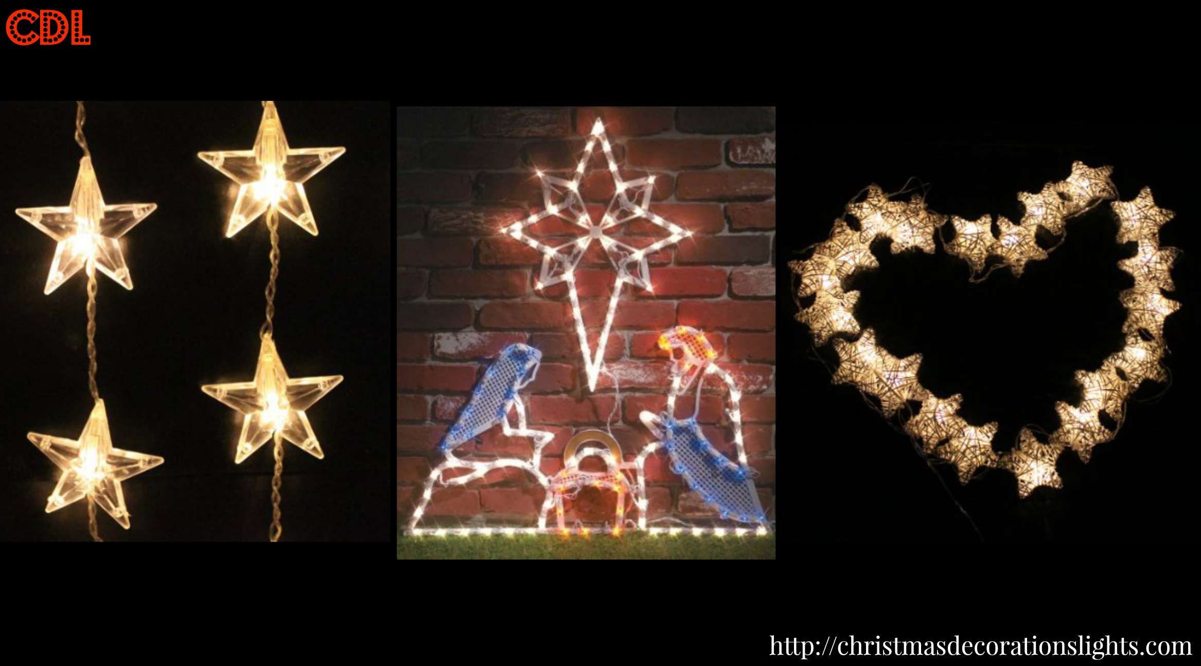 A little known christmas star lights for windows for Christmas lights and decorations